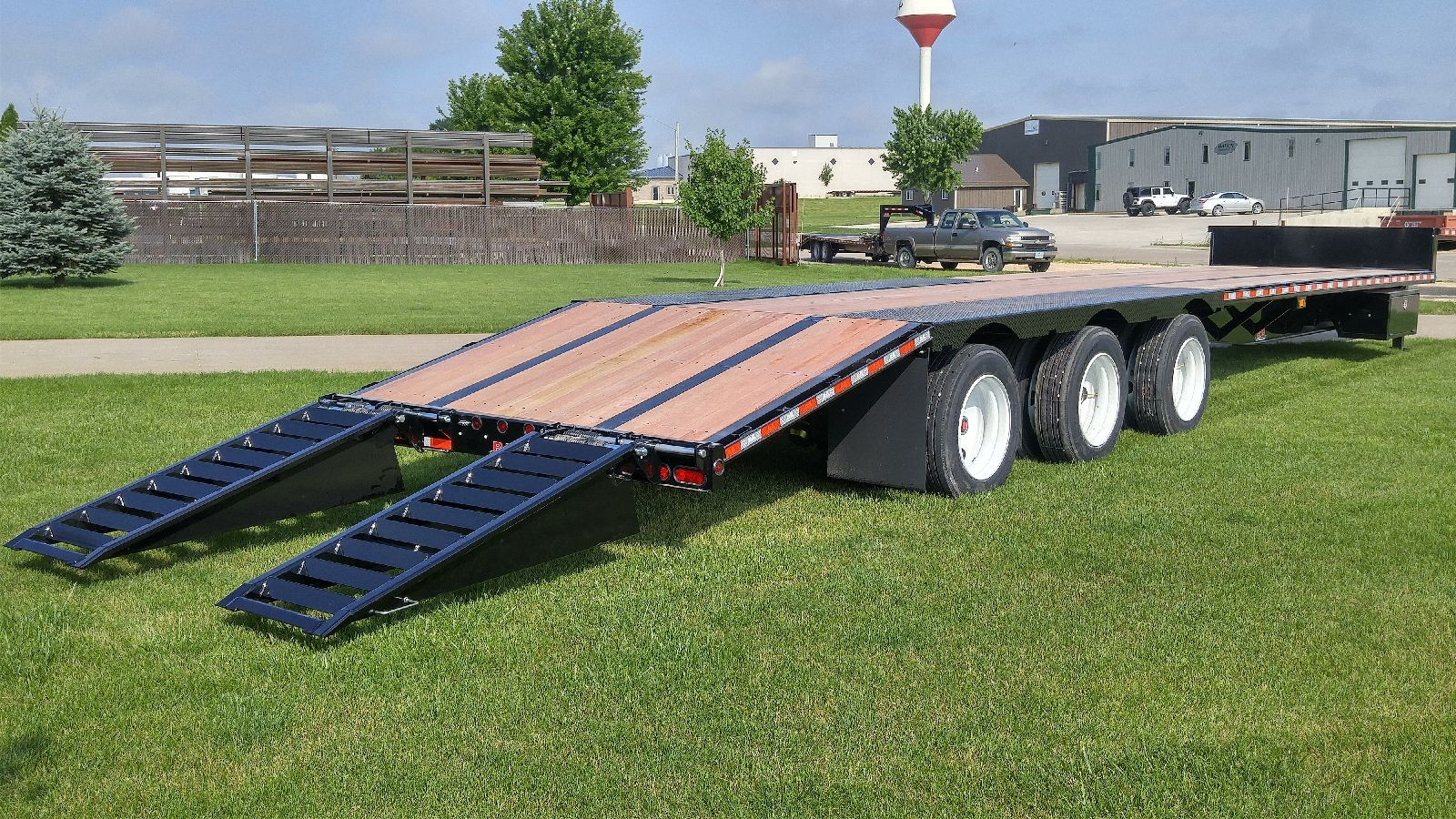 Step Deck Trailers For Sale