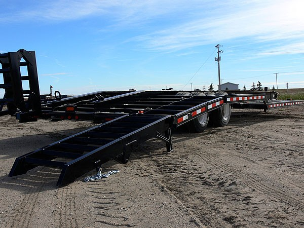 Aluminum Trailer Ramps >> Combine Trailers by Trailtech