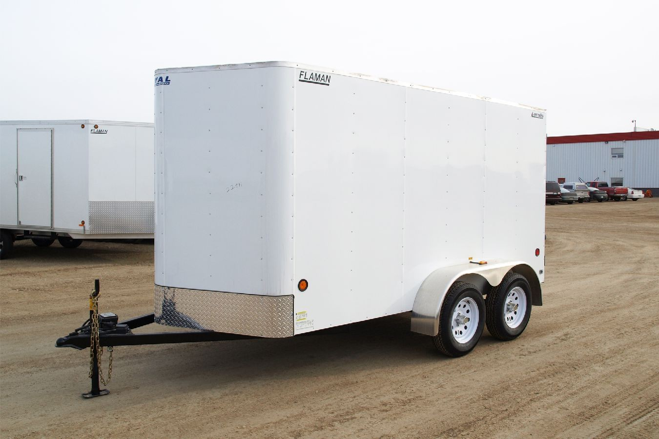 Enclosed Cargo Trailers Small Cargo Trailers