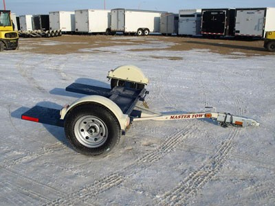 Used car tow dolly