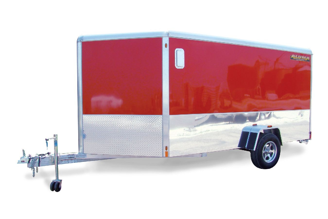 Cargo Trailers Aluminum Frame from Flaman