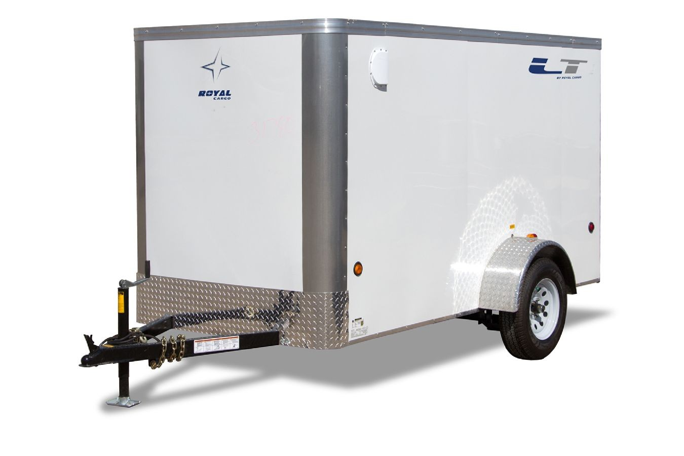 Cargo Trailers Steel Frame from Flaman