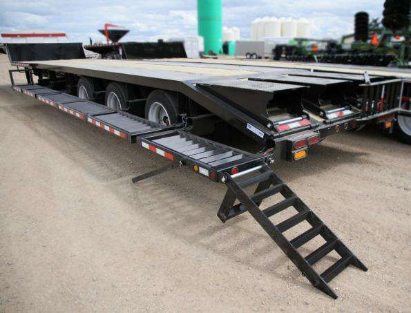 Side Rail for carrying Sprayer