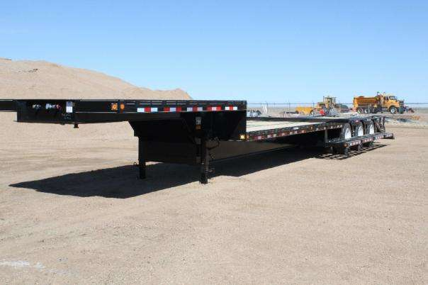Trailtech Semi Sprayer Trailer Front