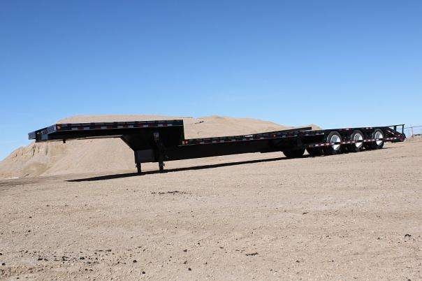 Trailtech Semi Sprayer Trailer HC320