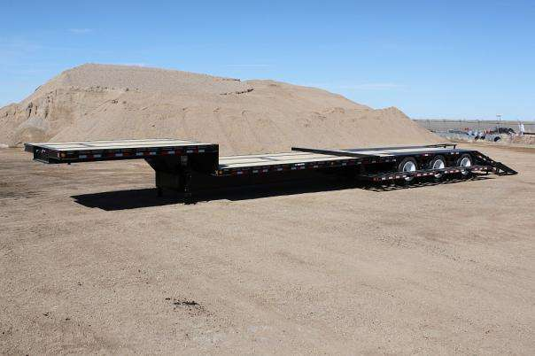 Trailtech Semi Sprayer Trailer Above