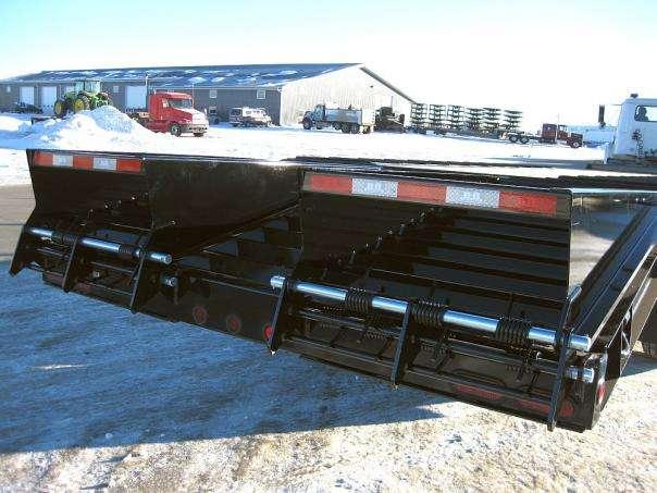 Behnke Heavy Equipment Trailer Ramps