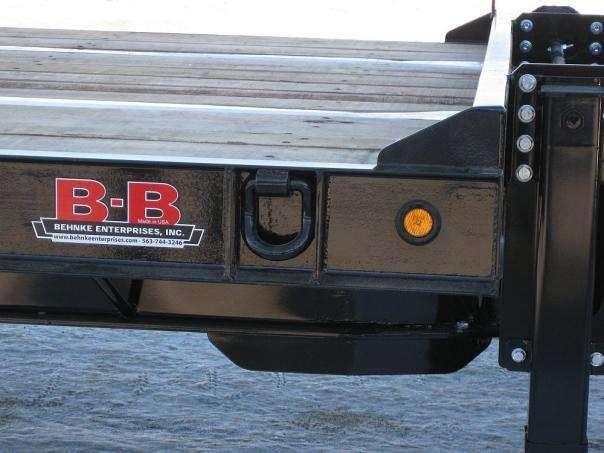 Behnke Heavy Equipment Trailer D-Ring
