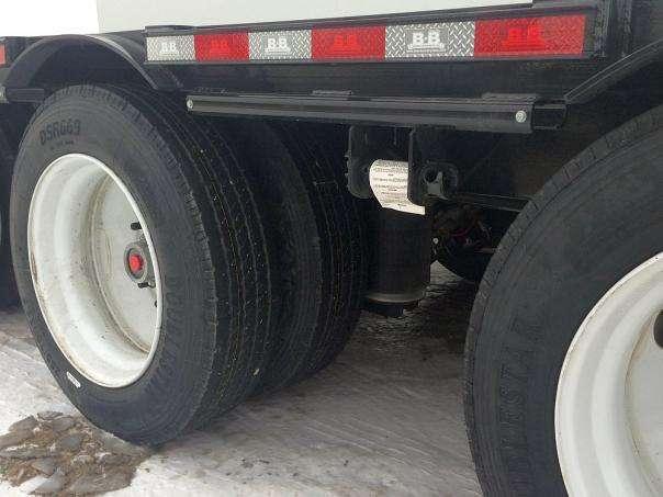 Behnke Heavy Equipment Trailer Wheels