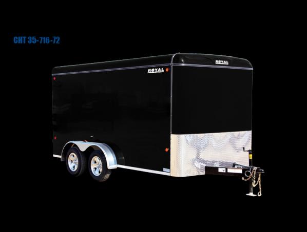 Royal Cargo 7x16 Enclosed Cargo Trailer