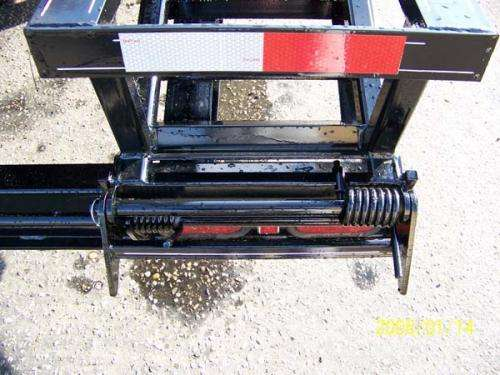 Trailtech Spring Loaded Ramps Trailer
