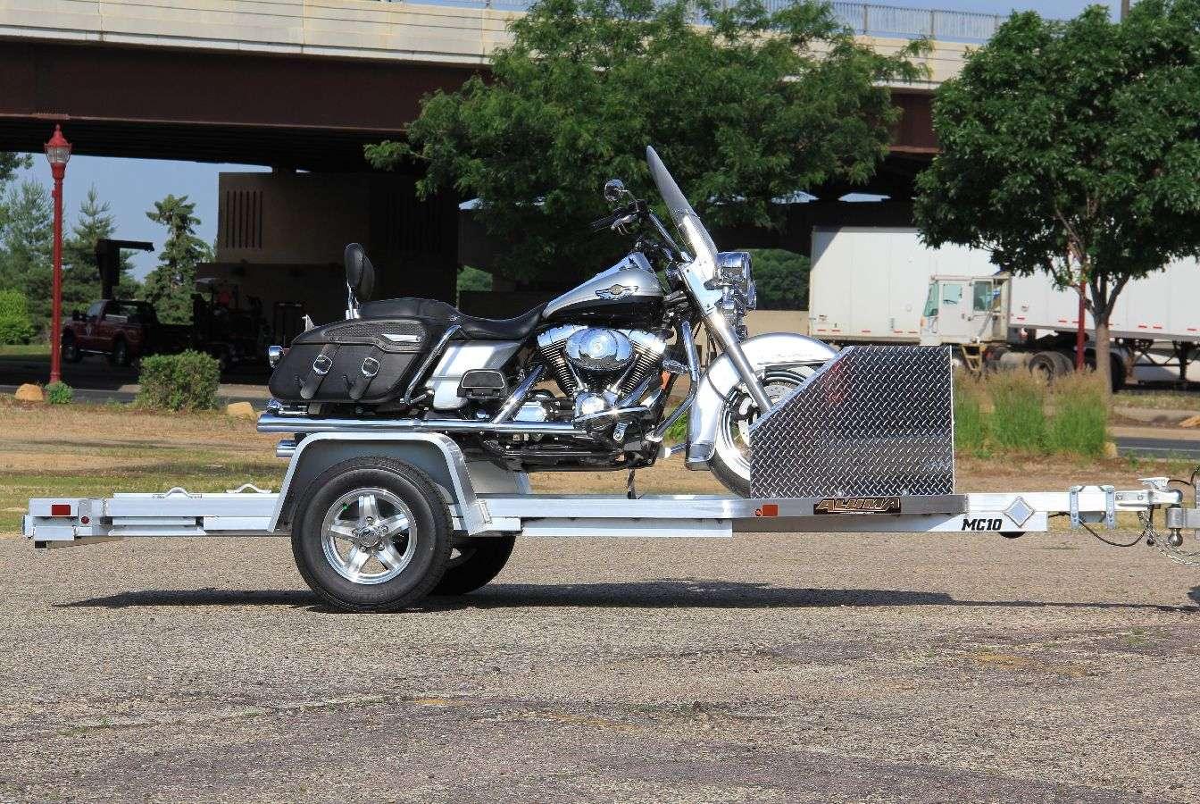 Motorcycle Hauler Trailer