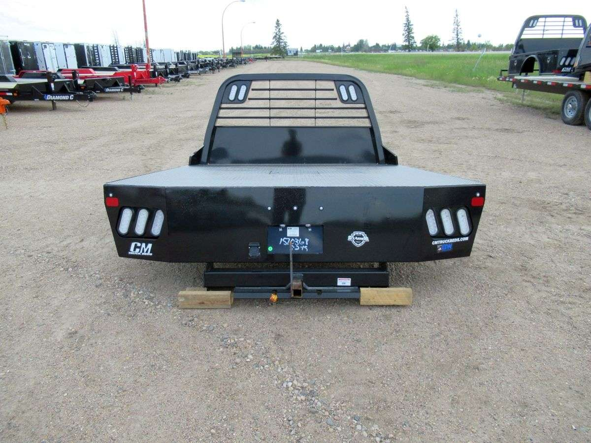 CM Truck Bed RD Model - Steel Bed, Hitch included, GN Ready!