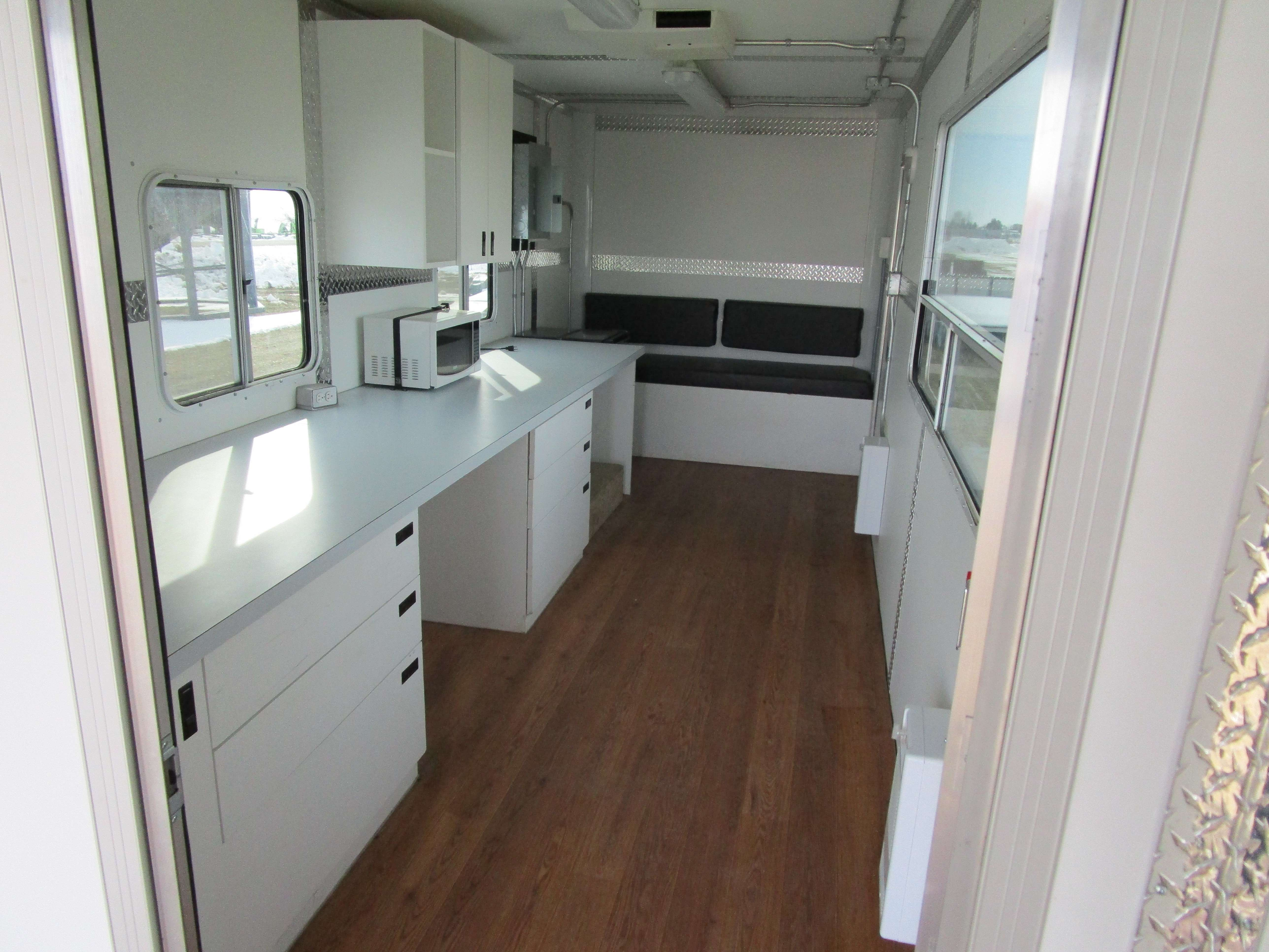 USED CJay 22' Enclosed Office Trailer