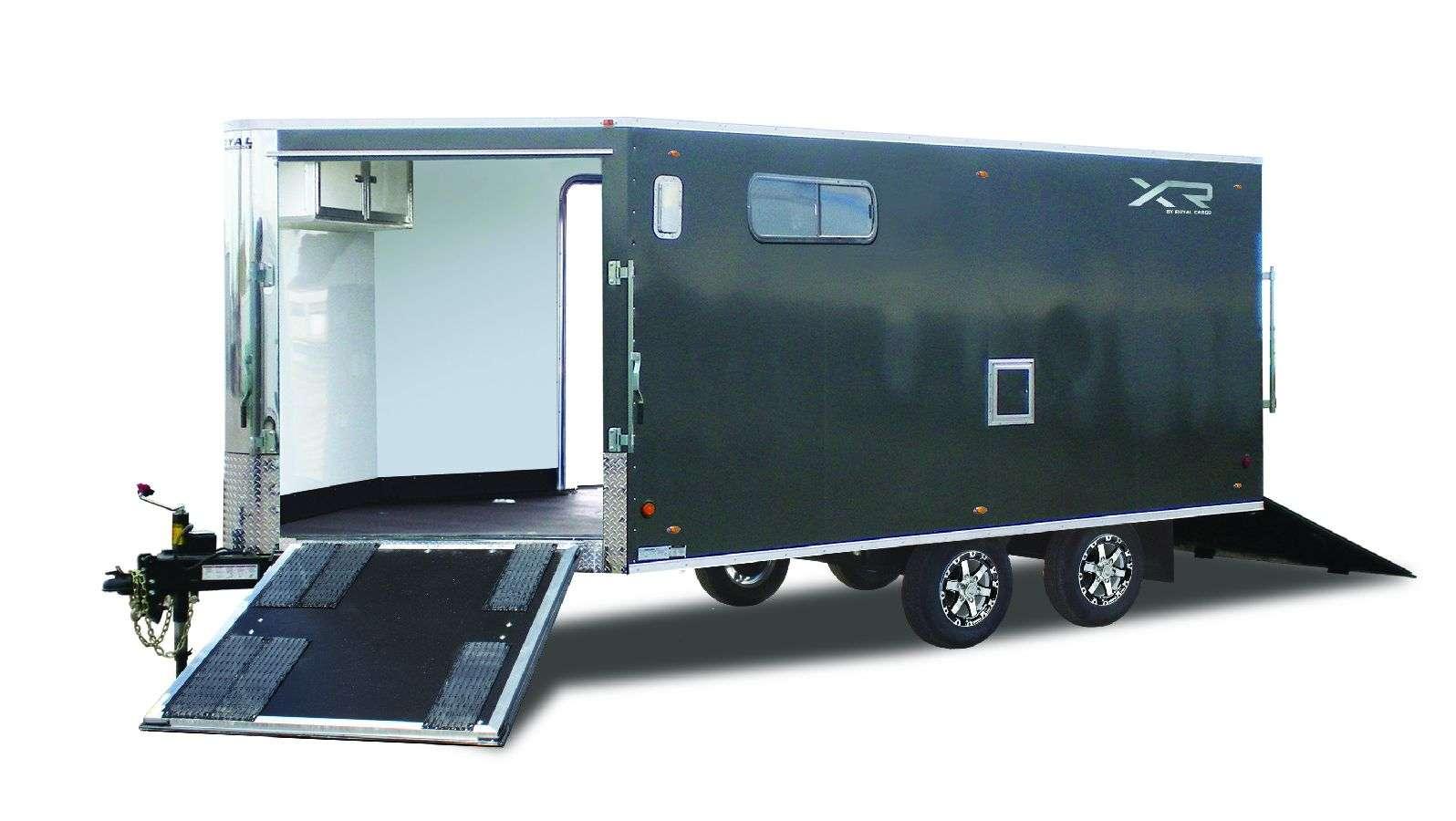 XR Series Snowmobile Trailer