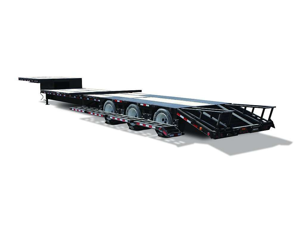 Trailtech Flatbed Sprayer Trailer