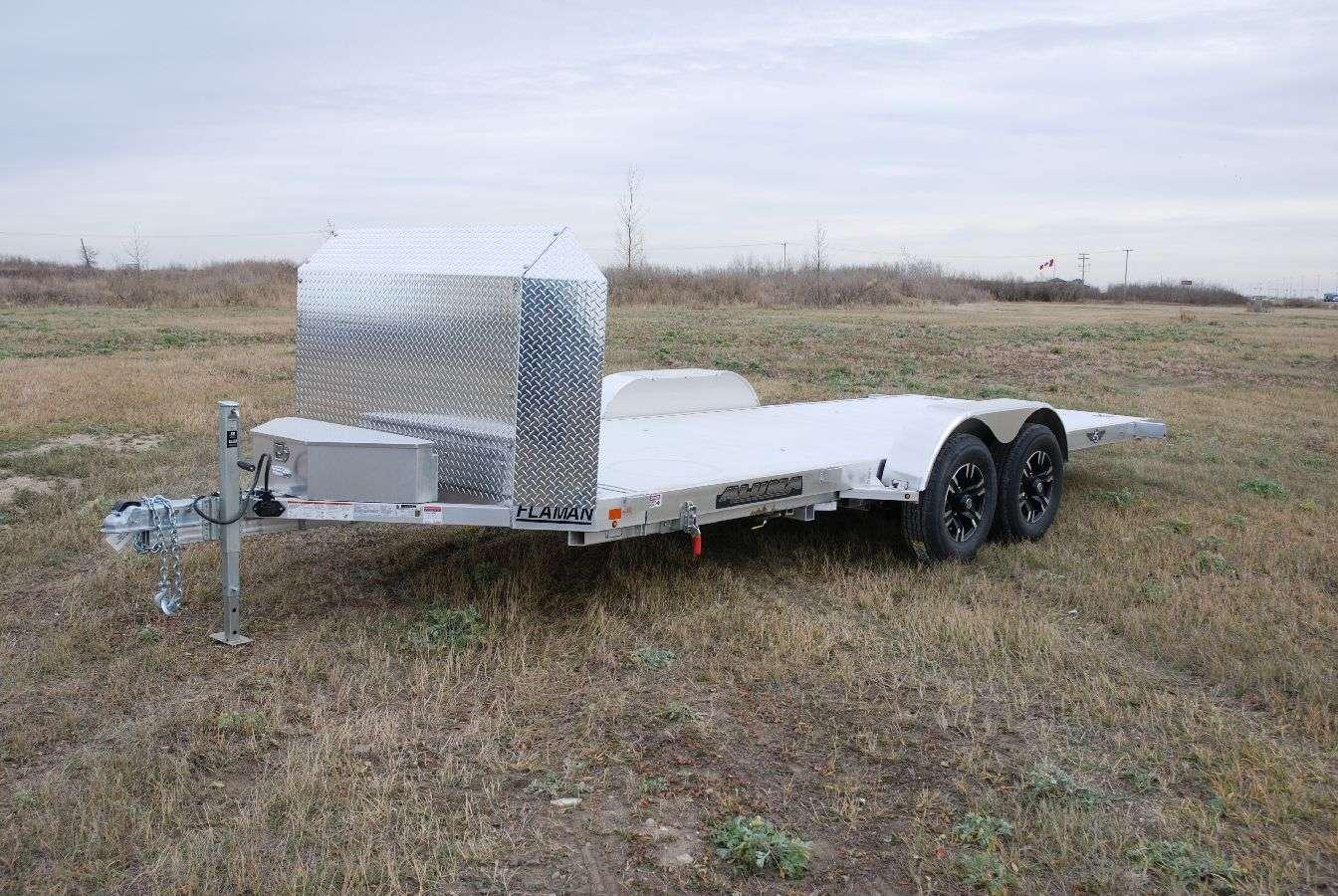 Aluma Aluminum Car Haulers