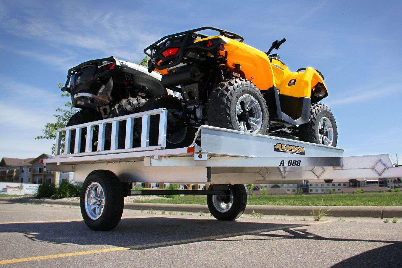 Aluma ATV Trailers