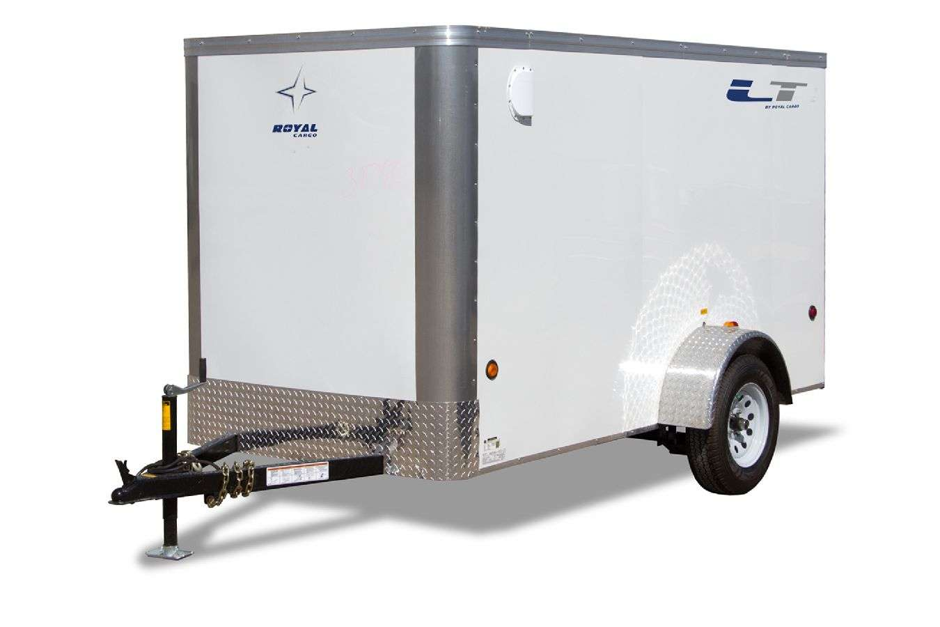 LT Series 5' Cargo Trailers