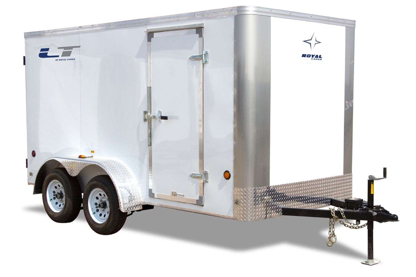 LT Series 6' Cargo Trailers