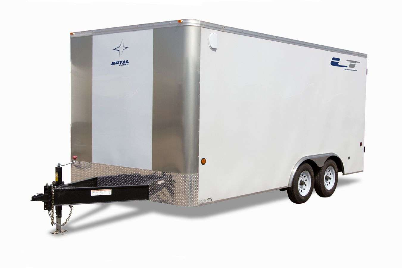 LT Series 8' Cargo Trailers