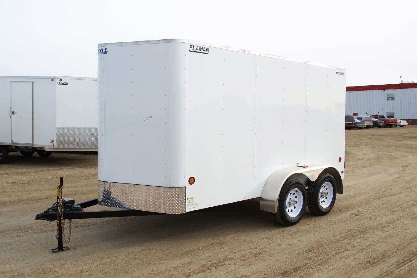 Royal 6' Wide Cargo Trailers