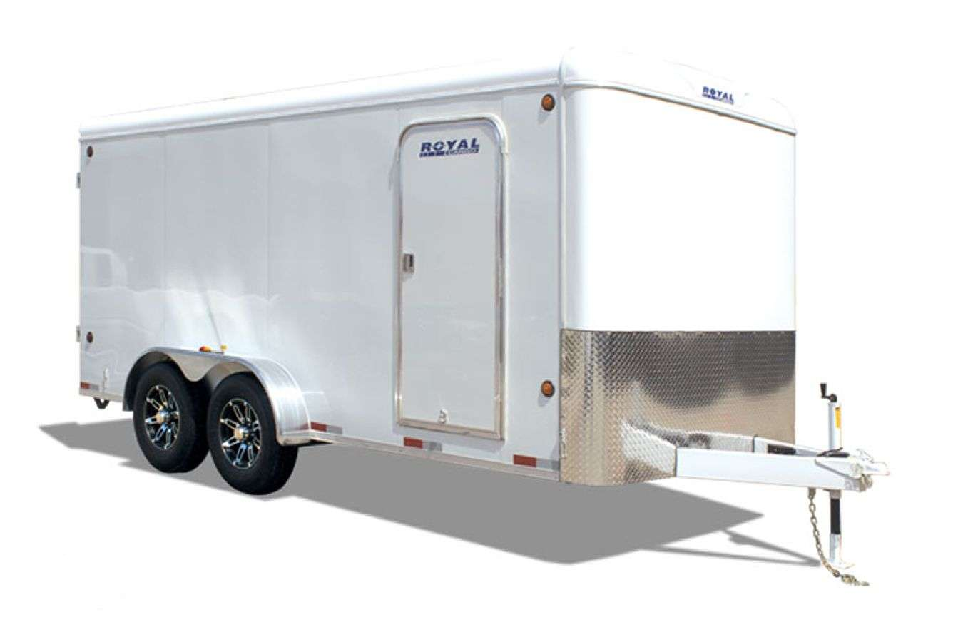 Royal 7' Wide Cargo Trailers