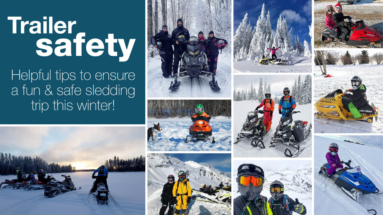 Safety First! A few helpful tips to prepare for a safe sledding trip in Canada