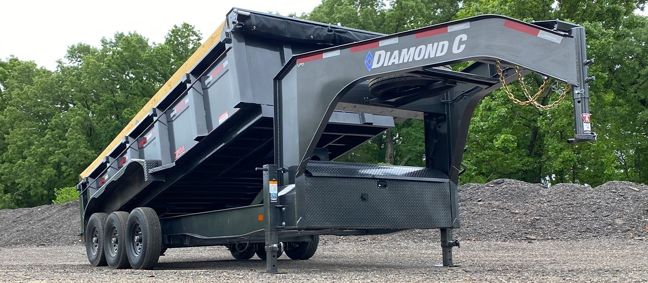 What makes Diamond C Trailers different? | Flaman Trailers