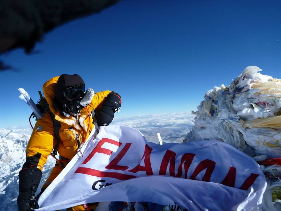 Everest Edition trailer celebrates Flaman manager's summit